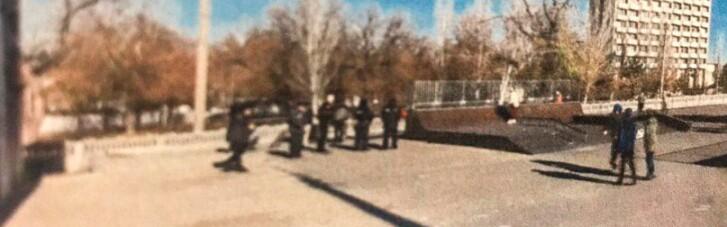 В Николаеве мужчина стрелял в подростка из-за конфликта в скейт-парке (ФОТО, ВИДЕО)