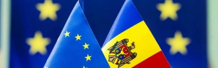 """""""Грубая атака на конституционный строй"""": ЕС вслед за Украиной поддержал президента Молдовы"""