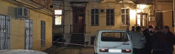Теракт в Одесі. Невідомі замінували газову трубу в житловому будинку