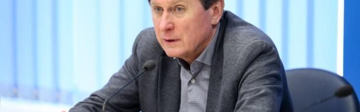 Владимир Фесенко: Тотальную люстрацию, как и амнистию, на Донбассе проводить нельзя