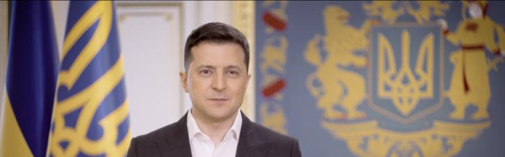 В офісі президента показали, що Зеленський та Єрмак робили протягом квітня (ВІДЕО)