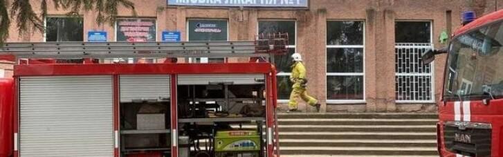 В Чернівцях у лікарні стався вибух: є загиблі