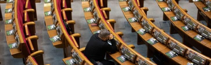 НАПК обвинило лидеров фракций в попытке помешать работе ведомства