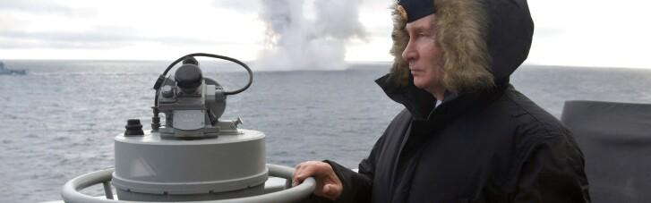 Найвпливовіший альтернативник. Путін розігрує Карибську кризу в Чорному морі