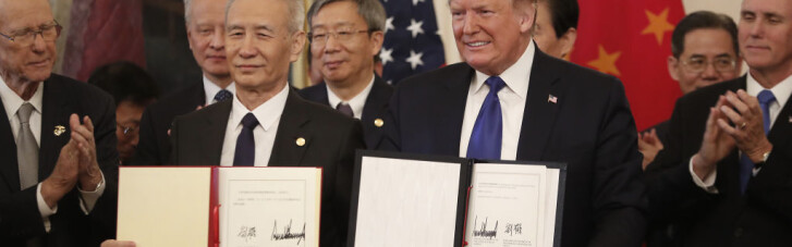 Понял силу. Как Китай откупился от Трампа ради завершения войны