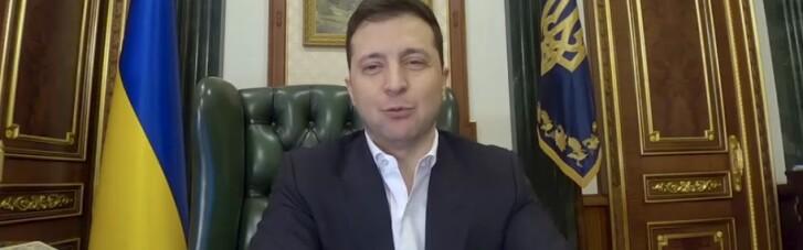 """Зеленский в очередном """"видосике"""" похвастался достижениями """"стабильной недели"""""""