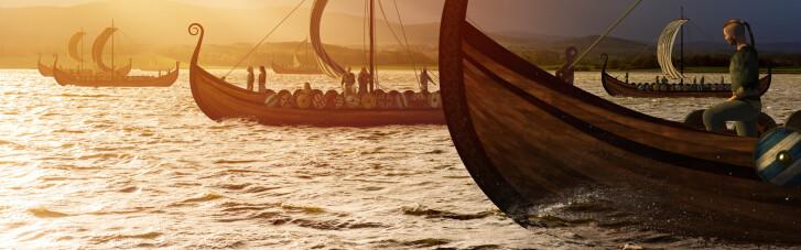 Історія вікінгів. Через відкриття вчених доведеться переписати підручники
