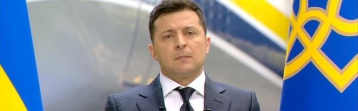 Зеленский ответил на вопрос, будет ли он баллотироваться на второй президентский срок