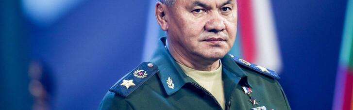 Шойгу признался, зачем РФ стягивала войска к границе с Украиной