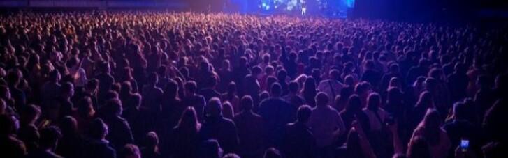 COVID-експеримент: у Барселоні провели концерт для 5 тисяч людей