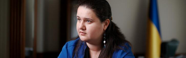 Маркарова розповість США про плани Росії приєднати Донбас