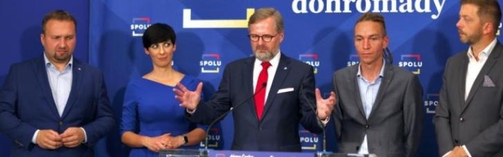 Вибори у Чехії: ліберали домовилися про коаліцію без участі чинної влади