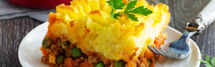 """""""Папаня"""" картофельной зразы. Что такое Пастуший пирог и при чем тут украинская кухня"""