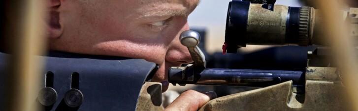 На Донбасі снайпер бойовиків поранив українського захисника