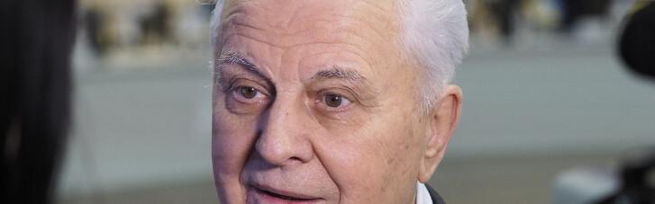 Кравчук похвалив Зеленського за те, що поставив Путіна у важку ситуацію