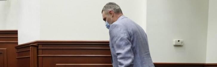 Кличко прийшов на засідання Київради на милицях: що трапилося