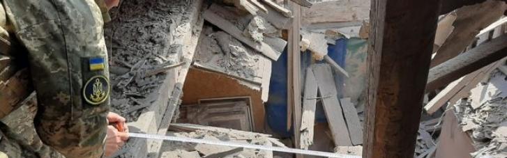 На Донбасі бойовики з міномету обстріляли будинки місцевих жителів