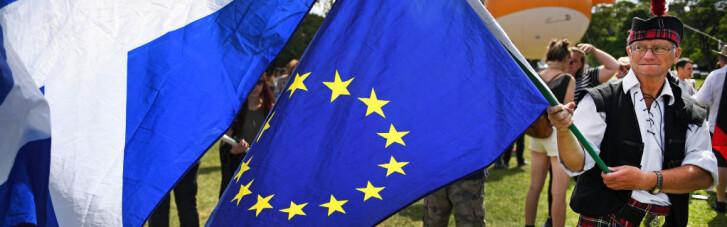 У відповідь на Brexit. ЄС обзаведеться базою в Шотландії