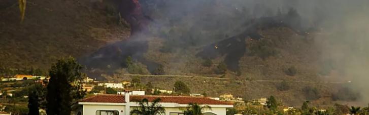 Виверження вулкана на Канарах: зруйновано вже понад 160 будинків