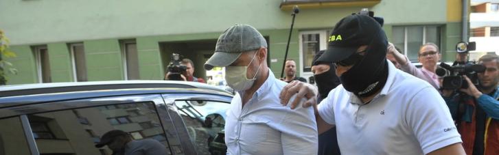 """Дело экс-главы """"Укравтодора"""": суд отказался продлевать арест Новака"""