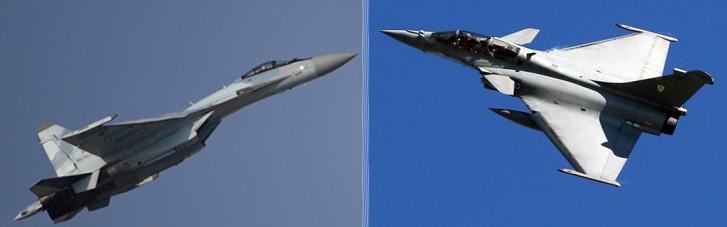 Оружейная многовекторность. Почему российский Су-35 проиграл французскому Rafale в Египте и почему это неважно