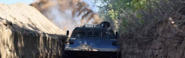 На Сумщині облаштовують фортифікації на кордоні з Росією (ФОТО, ВІДЕО)
