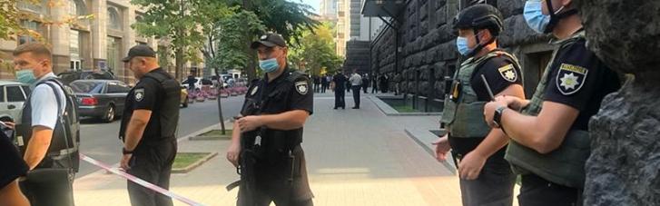 Чоловік, який увірвався в Кабмін з гранатою, воював на Донбасі, — ЗМІ