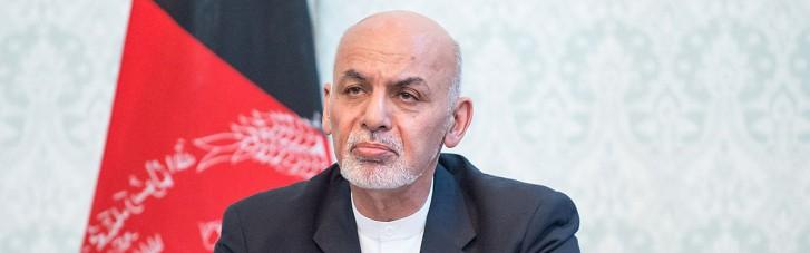 ОАЭ подтвердили, что президент Афганистана находится у них