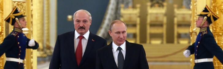Спасать или сливать? Что будет делать Москва с Лукашенко
