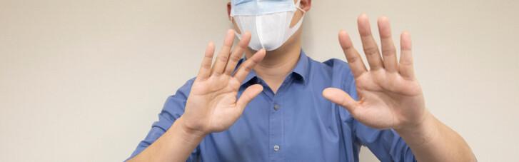 Коронаужас страшніше коронавіруса. Хто нагнітає паніку в Україні