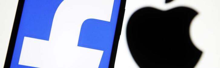Война Facebook против Apple. Чем она хороша для простых смертных
