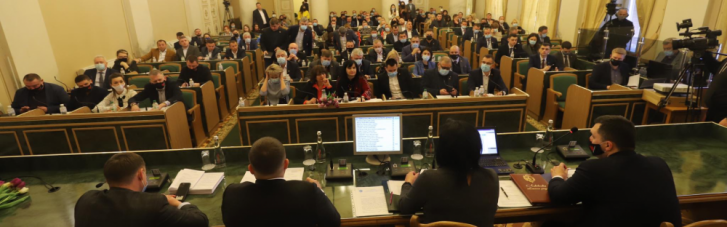 Львовский облсовет просит Зеленского вернуть Бандере звание Героя