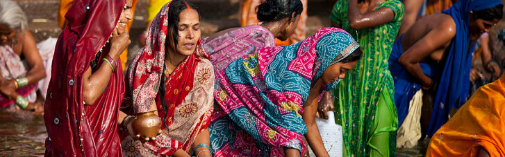 Ранние браки и селективные аборты. Как живут индийские женщины в наши дни