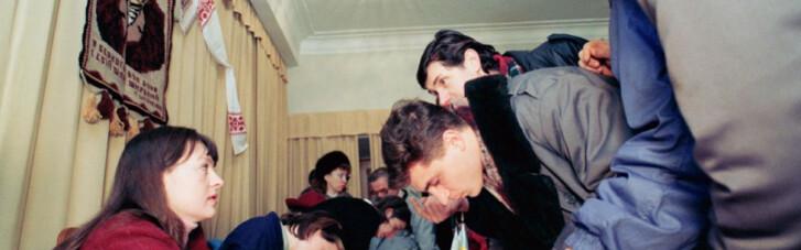 Авітаміноз проти депресії. Як українці голосували в різні пори року