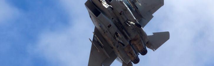 """Позитив недели. Наши БТР """"Атаман 3"""" будут прикрывать тактические истребители F-15"""