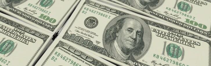 Курс валют на 27 квітня: долар ще трохи подешевшав