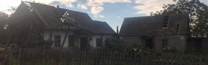 На Херсонщине бушевал торнадо (ФОТО)