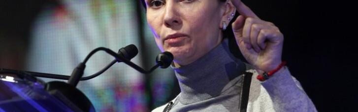 Бондаренко набросилась на Верещук в прямом эфире из-за языкового закона (ВИДЕО)