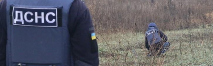 Пиротехники обнаружили в зоне ООС более 80 взрывоопасных предметов