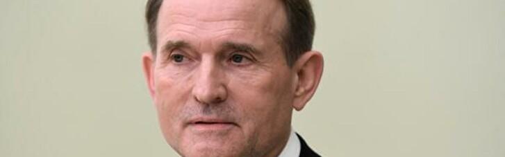 Медведчук прокоментував записи його розмов із Сурковим