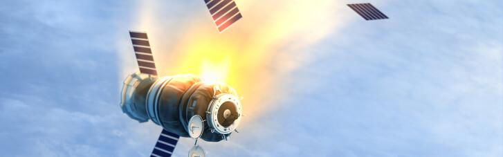 """Система """"Купол"""" з дірками. Чому падають російські військові супутники"""