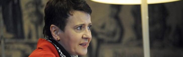 Оксана Забужко: Полную творческую свободу могут себе позволить только авторы, рожденные в англоязычной культуре