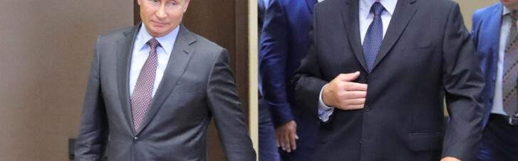 Крижана стіна. Чим відгукнуться Україні переговори Лукашенка з Путіним