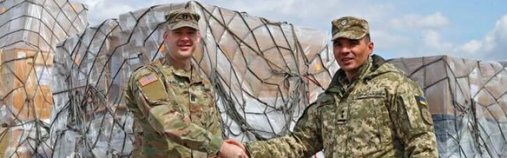 Міноборони України отримало від США військової допомоги на суму понад $7 млн