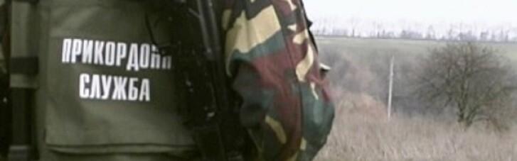 Пограничники задержали вооруженного мужчину на границе с Молдовой (ФОТО)
