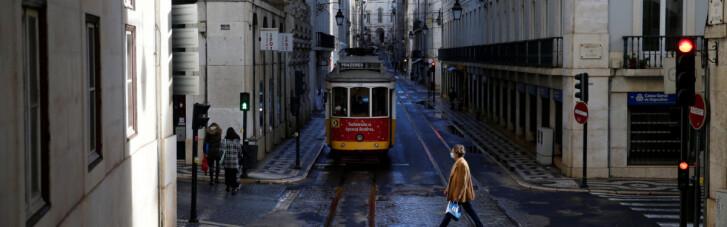 Португалия начала постепенно снимать карантин: что откроют