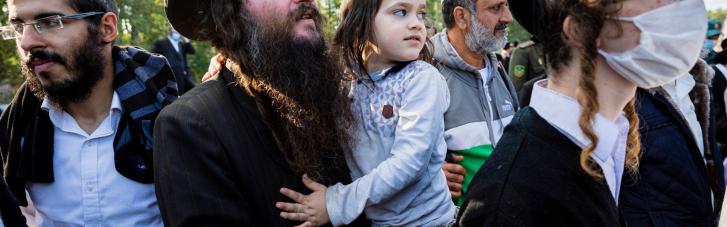 На празднование Рош ха-Шана в Умань прибыло почти 28 000 хасидов, — ГСЧС