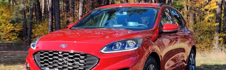 Наука и техника. Какими инновациями может похвастаться Ford Kuga