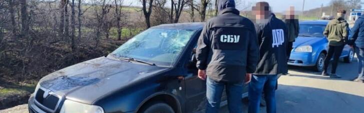 """У Запорізькій області прокурор попався на будівельному """"відкаті"""" (ФОТО)"""