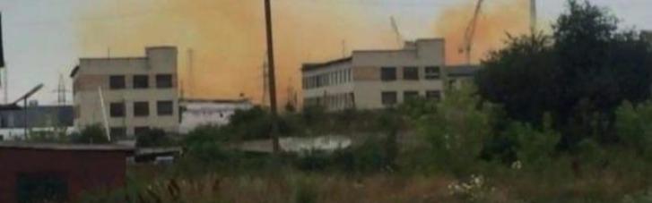 """Авария на химзаводе """"Ровноазот"""": Эксперты не обнаружили опасных веществ в воздухе"""